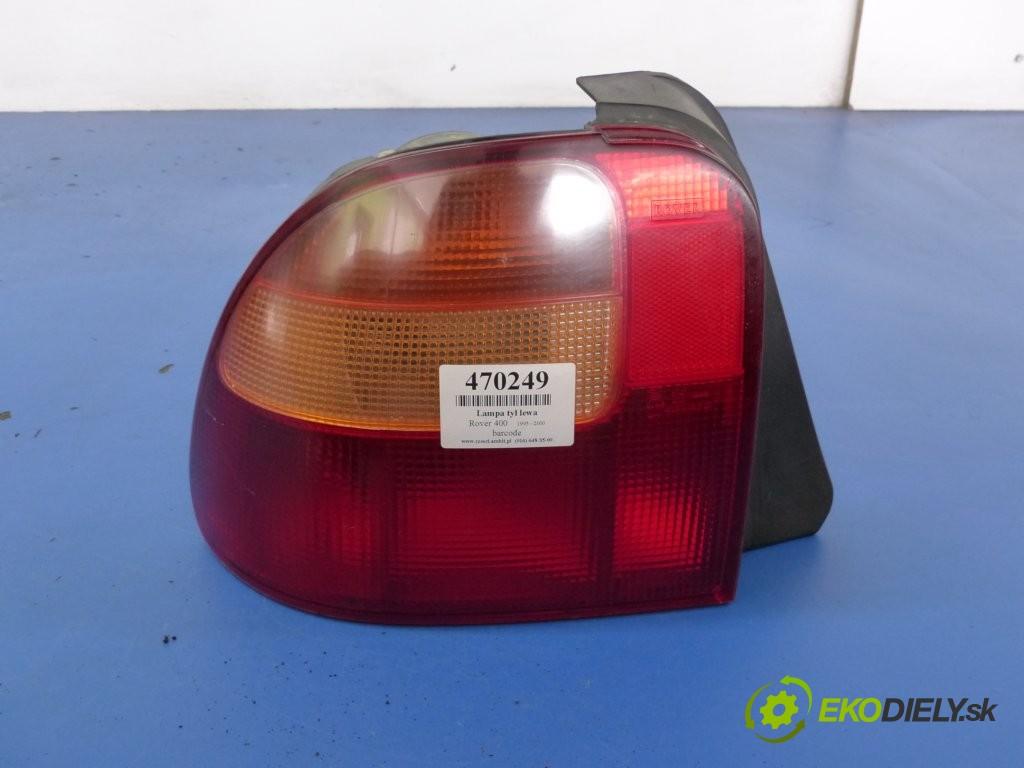 světlo zadní část levá strana  Rover 400       0
