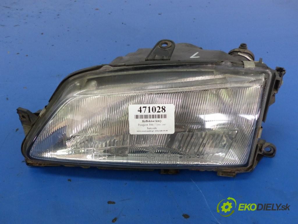světlo levý  Peugeot 306       0
