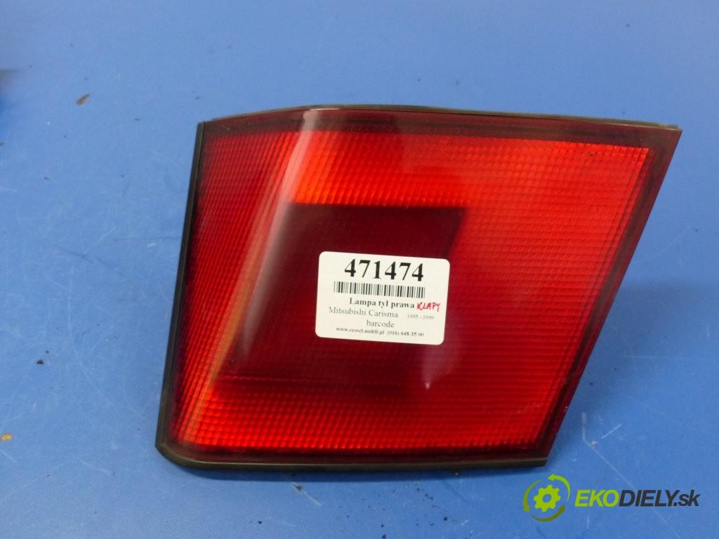 světlo zadní část pravá  Mitsubishi Carisma 95-04       0