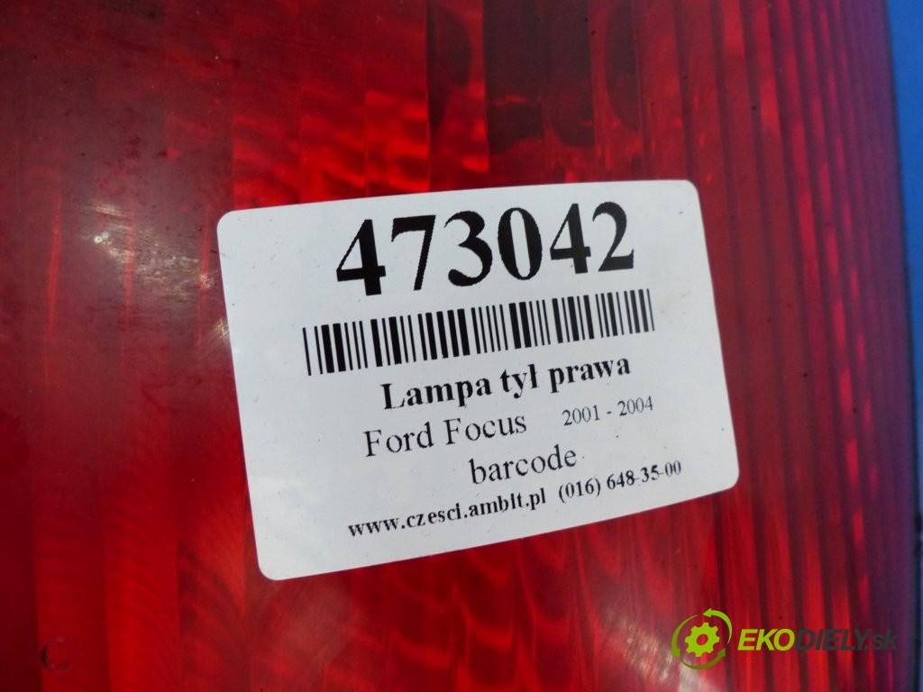 světlo zadní část pravá  Ford Focus 98-04       0