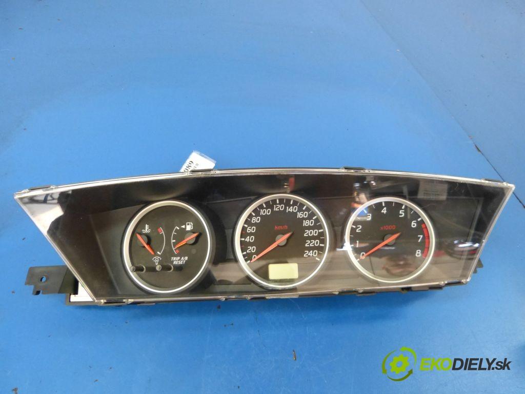 prístrojovka  Nissan Primera P12       0