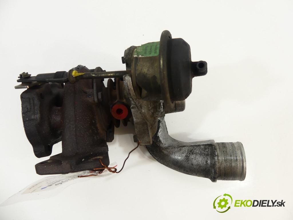 Renault Megane Scenic       0  turbodúchadlo,turbo