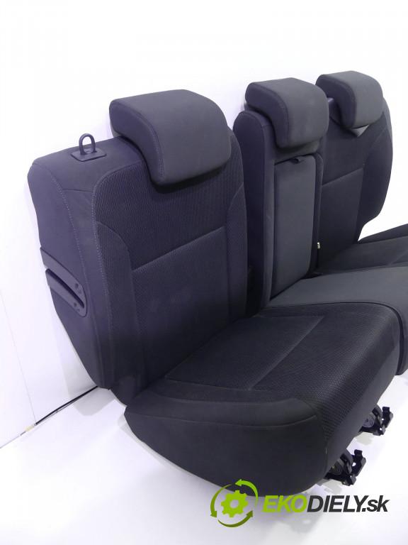 Renault Koleos I 08-16       0  sedadlo zadní část