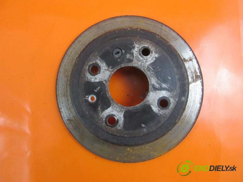 lamela kotúč brzdová zad  CHEVROLET NUBIRA 1.6 F16D3 manual 0 5 80,00000000 109 5