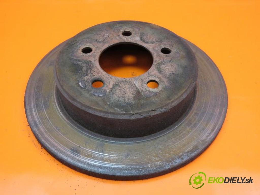 lamela kotúč brzdová zad  CHRYSLER VOYAGER IV (RG) 3.3 FLEX-FUEL EGM automatic 0 0 128,00000000 174 5