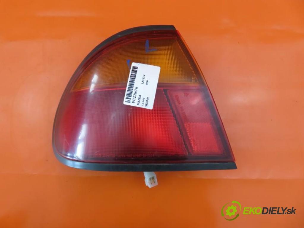 svetlo blatník 22061700 MAZDA 323 S V 1.5 16V Z5-DE manual 0 5 65,00000000 88