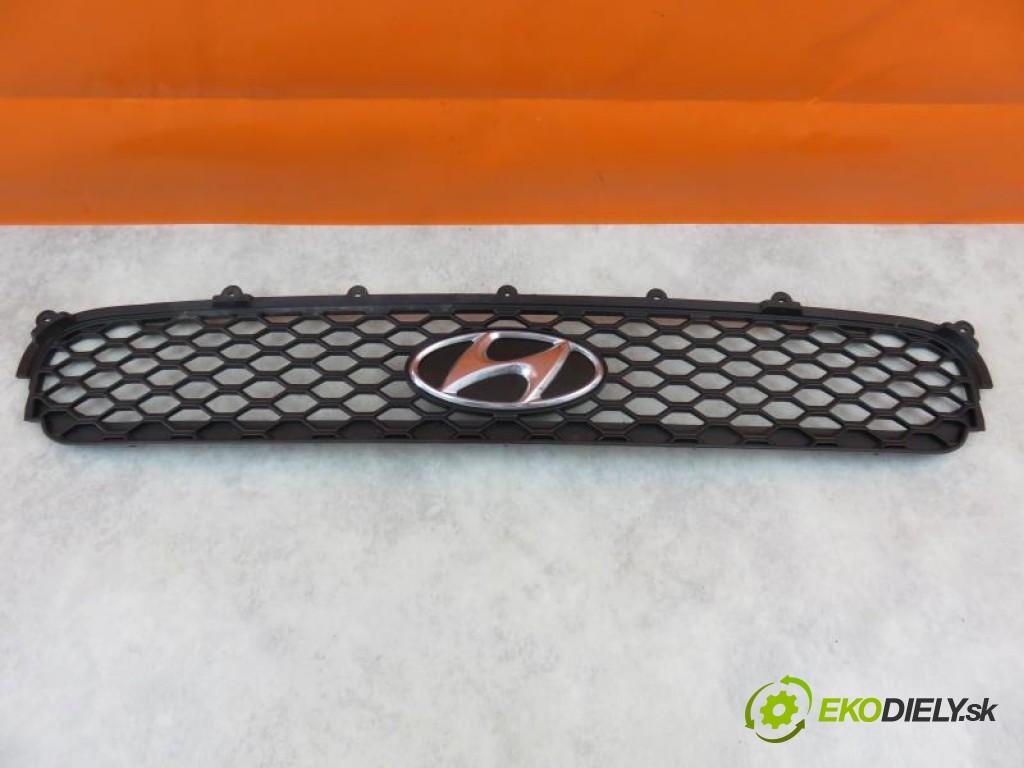 mriežka - maska 8635226900 HYUNDAI SANTA FE I 2.0 DOHC G4JP G4BP manual 0 5 99,00000000 136 5