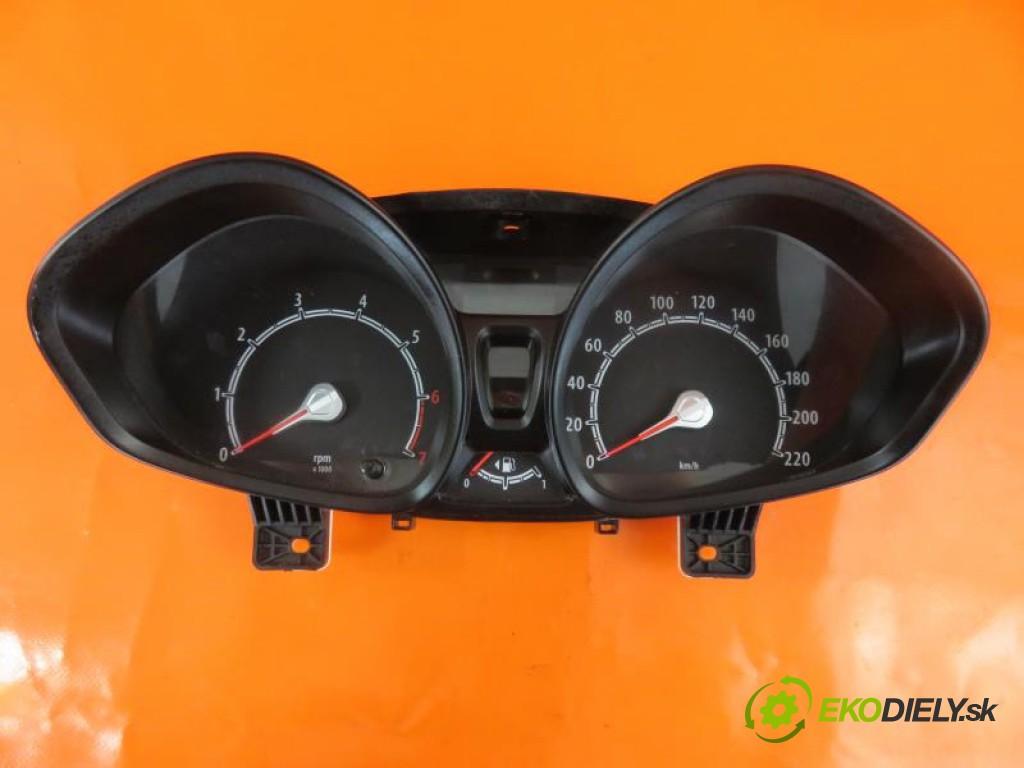 prístrojovka elektrický 8A6T10849 FORD FIESTA MK7 1.25 SNJB, SNJA manual 0 5 60,00000000 82 5