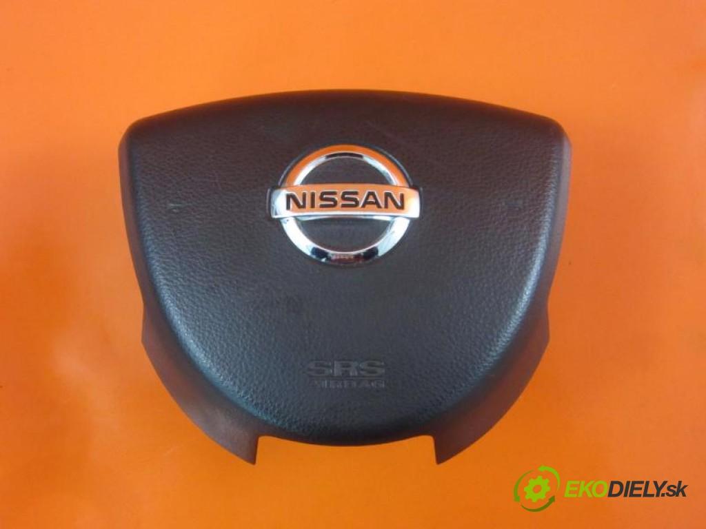 držiak air bag volantu  NISSAN MURANO (Z50) 3.5 V6 4X4 VQ35DE automatic 0 5 172,00000000 234 5