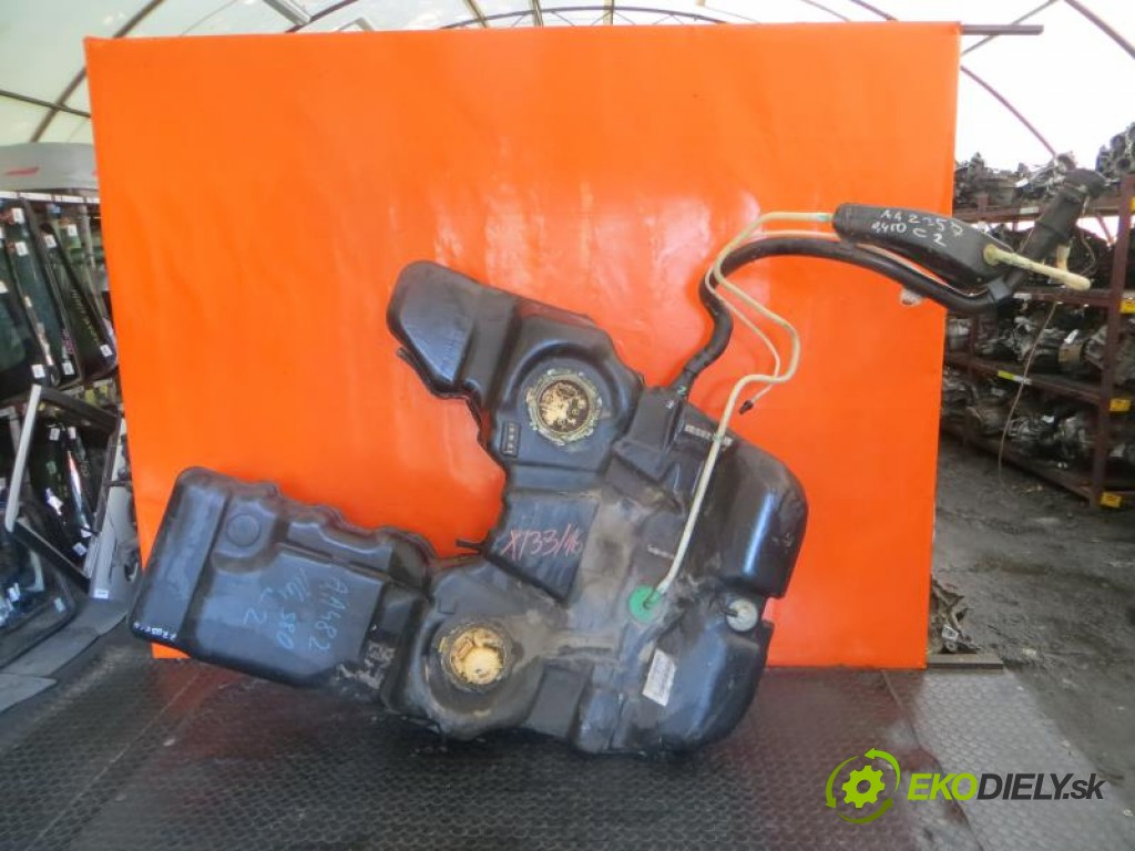 nádržka paliva diesel  VW TOUAREG I 5.0 V10 TDI BLE, BWF, AYH automatic 0 5 230,00000000 313 5