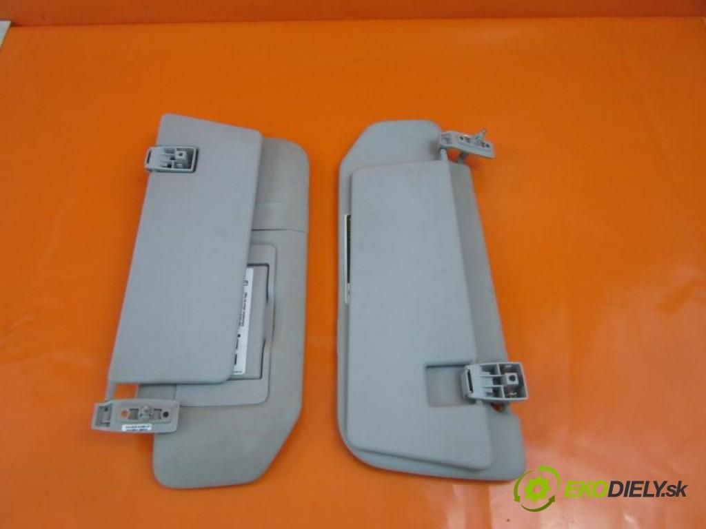 kryty protislnečné  MERCEDES BENZ KLASA R R 500 4-MATIC M 113.971 automatic 0 7 225,00000000 306 5