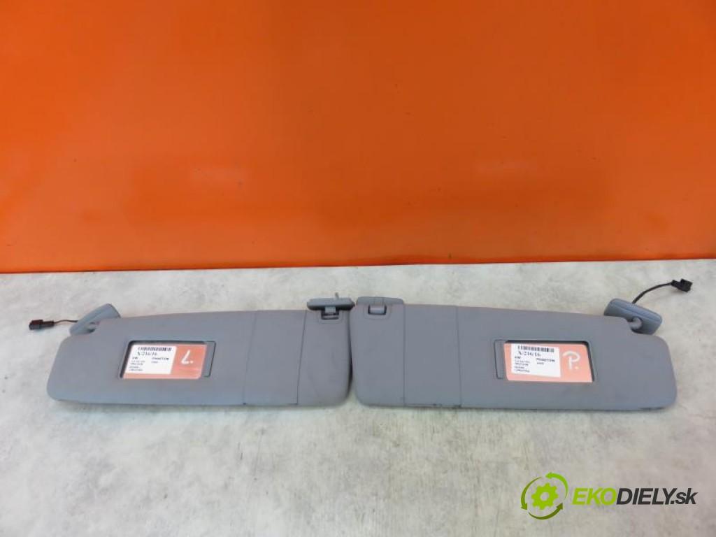 kryty protislnečné  VW PHAETON 3.0 V6 TDI 4MOTION CARA automatic 0 0 171,00000000 233