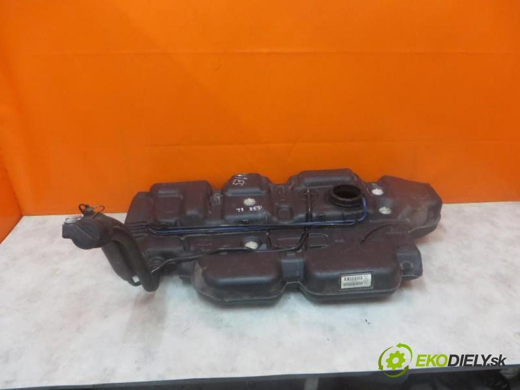 nádržka paliva diesel 7H0201021AS VW TRANSPORTER T5 2.5 TDI 4X4 AXD, BNZ manual 0 6 96,00000000 130