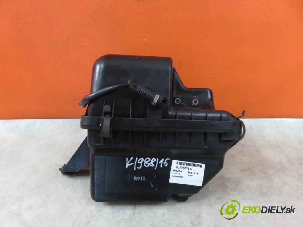 obal filtra vzduchu  MAZDA MX-5 II 1.8 16V BP-ZE manual 0 5 103,00000000 140 5