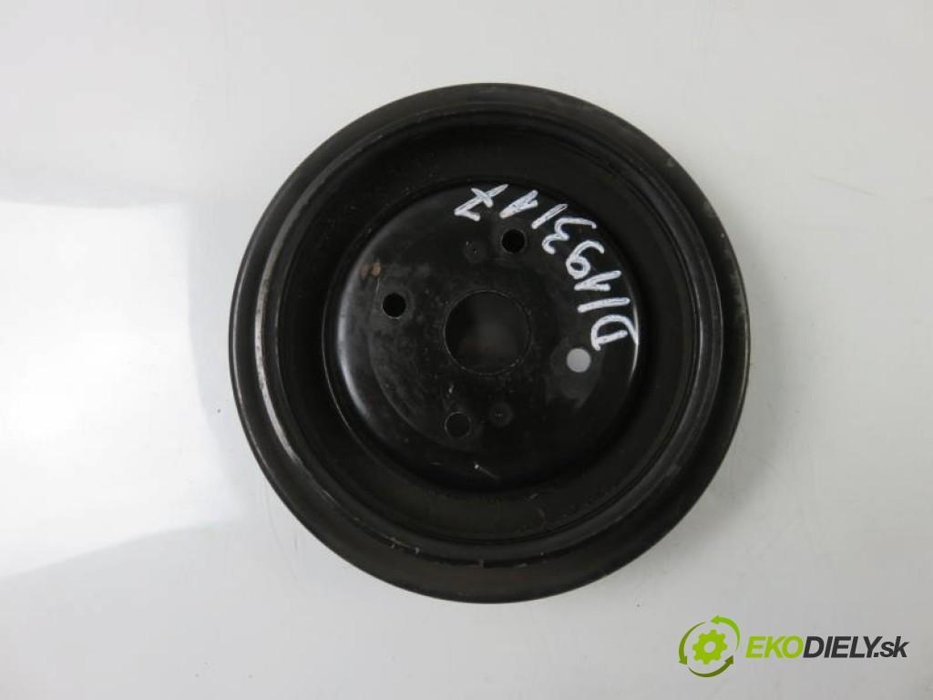 koleso kolesová vačkového hriadeľa/kľuky  JEEP CHEROKEE II (KJ) 2.8 CRD 4WD ENR automatic 0 5 120,00000000 163 5