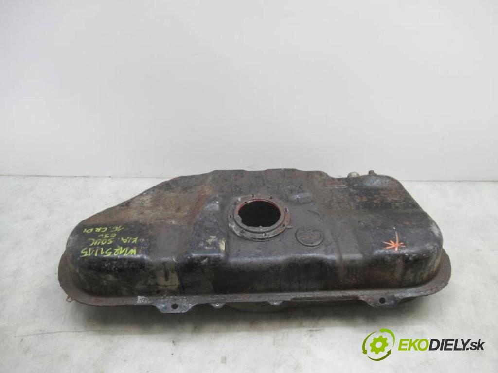 nádržka paliva diesel  KIA SOUL 1.6 CRDI 115 D4FB manual 0 5 85,00000000 115 5