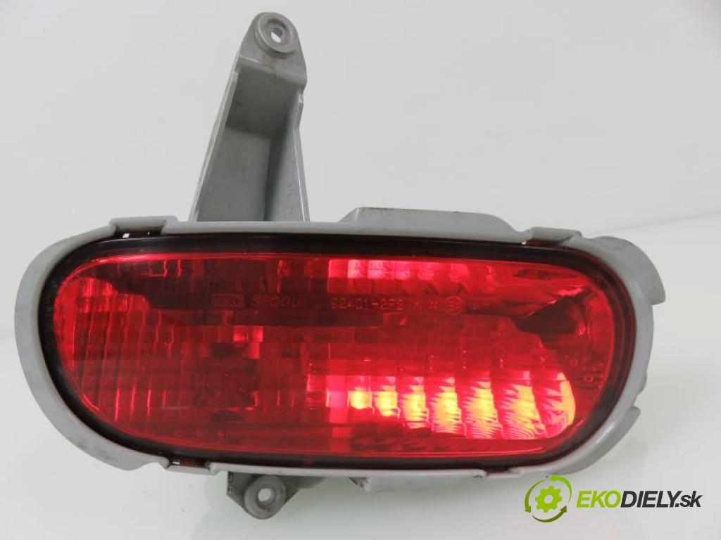 svetlo hmlové zad  HYUNDAI i30 / i30CW 1.6 CRDI D4FB manual 0 6 85,00000000 116 5