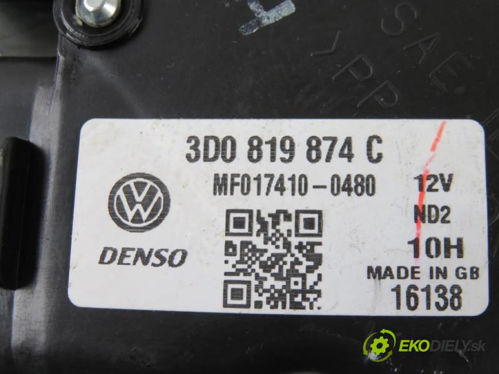 mriežky kúrenia pravá 3D0819874C VW PHAETON 6.0 W12 4MOTION BRN, BTT automatic 0 6 331,00000000 450