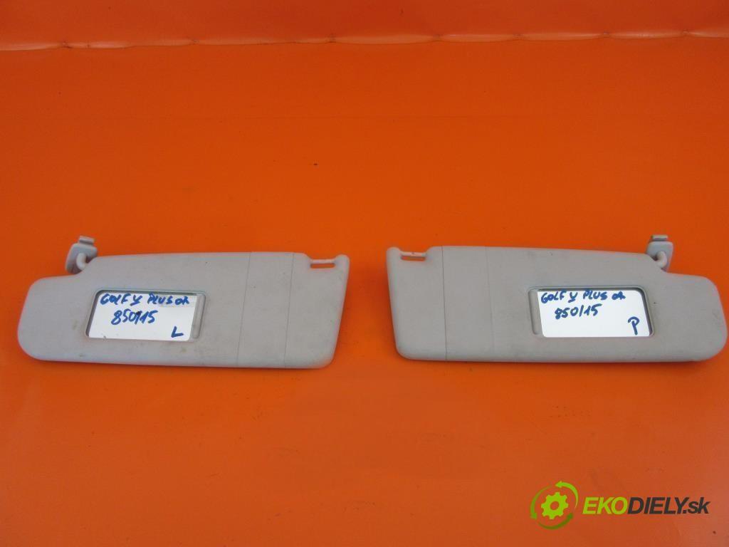 kryty protislnečné  VW GOLF V PLUS 1.9 TDI BRU, BXJ, BXF  0 0 66,00000000 90 5