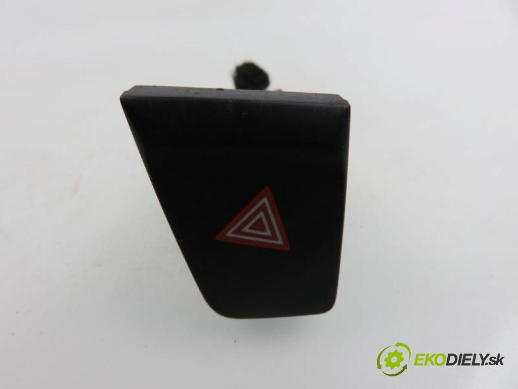 prepínač výstražných (núdzových) 96765876ZD PEUGEOT 301 1.6 VTi 115 NFP manual 0 5 85,00000000 115