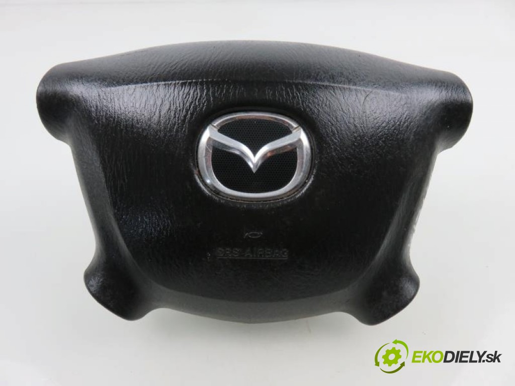 držák air bag volantu T93189A MAZDA 323 F VI 2.0 DITD RF4F manual 0 5 74,00000000 101 5