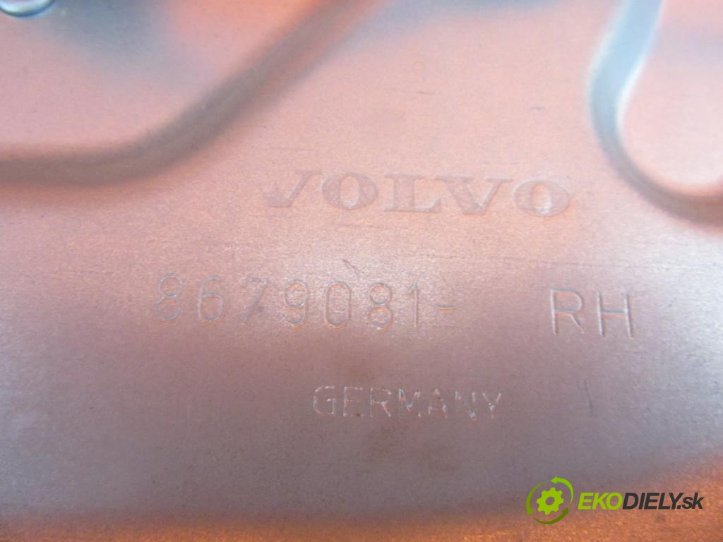 mechanizmus okien - 8679081 VOLVO V50 MW 2.0 D D 4204 T  0 0 100,00000000 136 5