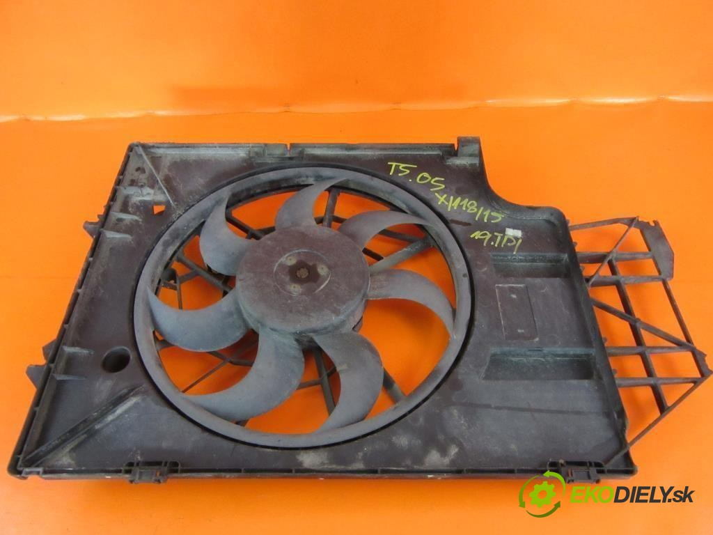 ventilátor chladič vody  VW TRANSPORTER T5 1.9 TDI AXC  0 0 63,00000000 85 5