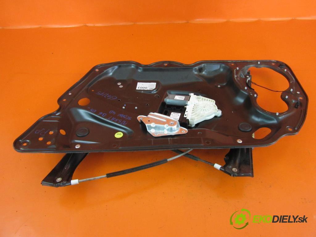 mechanizmus okien - 3C1837756F VW PASSAT B6 1.9 TDI BKC, BXE, BLS  0 0 77,00000000 105