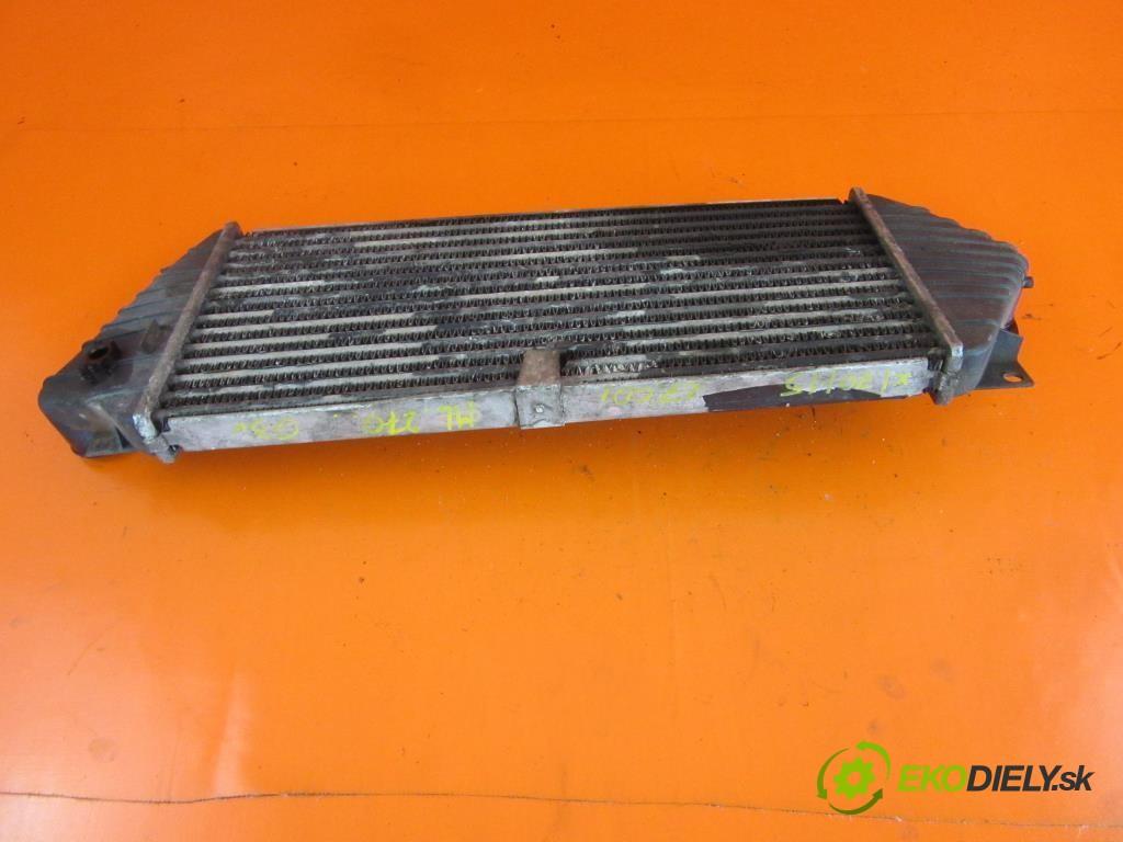 chladič intercooler  MERCEDES BENZ KLASA M W163 2.7 CDI OM 612.963  0 0 120,00000000 163 5