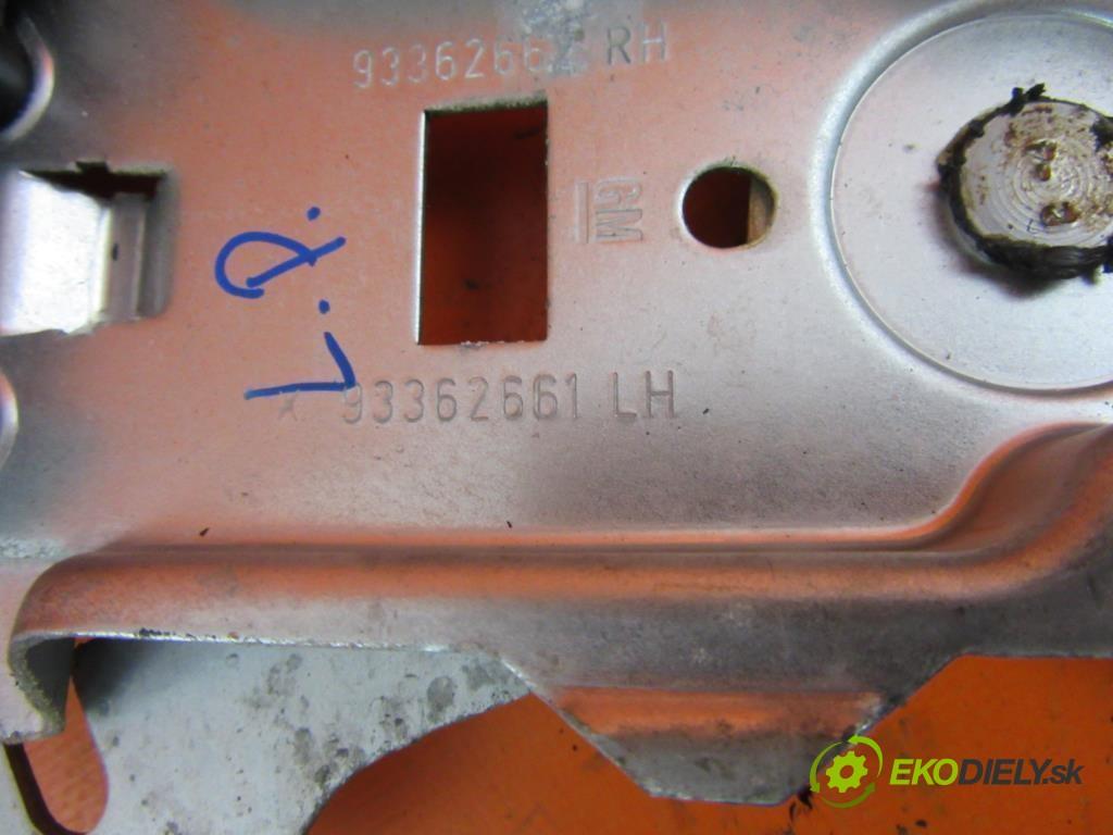 mechanizmus okien - 93362661 , 93389551 OPEL MERIVA 1.7 DTI Y 17 DT  0 0 55,00000000 75 5