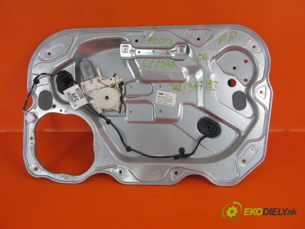 mechanizmus okien - RH994757103 FORD C-MAX 1.6 TDCI G8DA, G8DD, G8DB  0 0 80,00000000 109 5