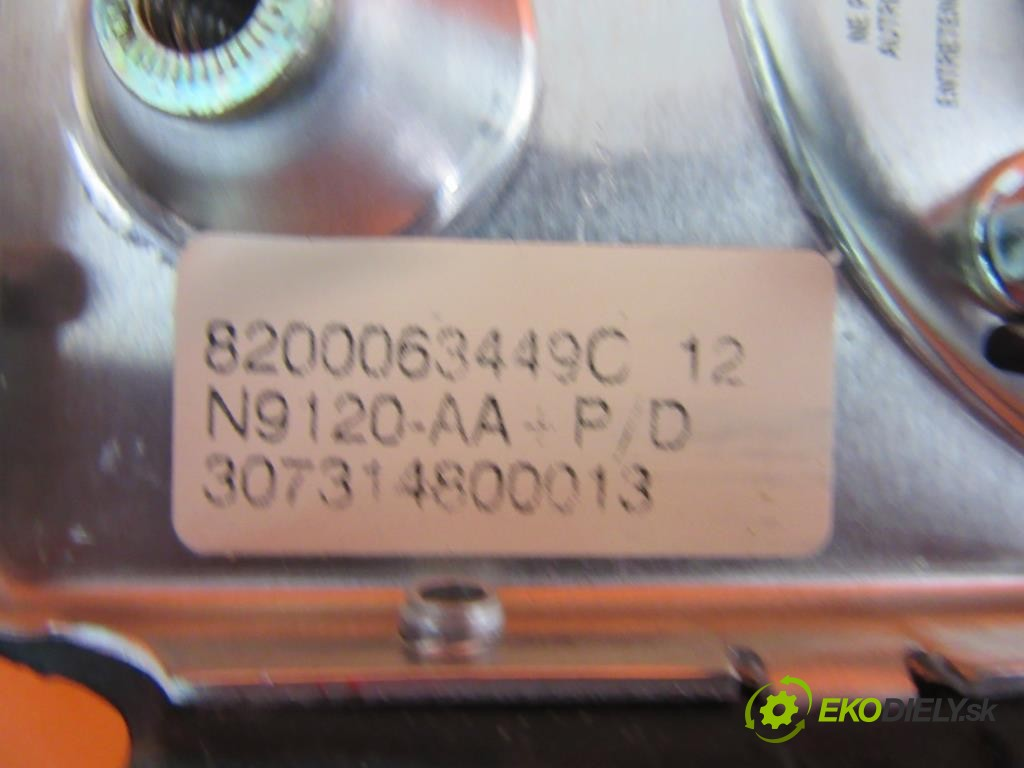 držiak air bag volantu 8200063449C RENAULT MASTER II 2.2 DCI 90 G9T 720, G9T 722, G9T 750  0 0 66,00000000 90 5