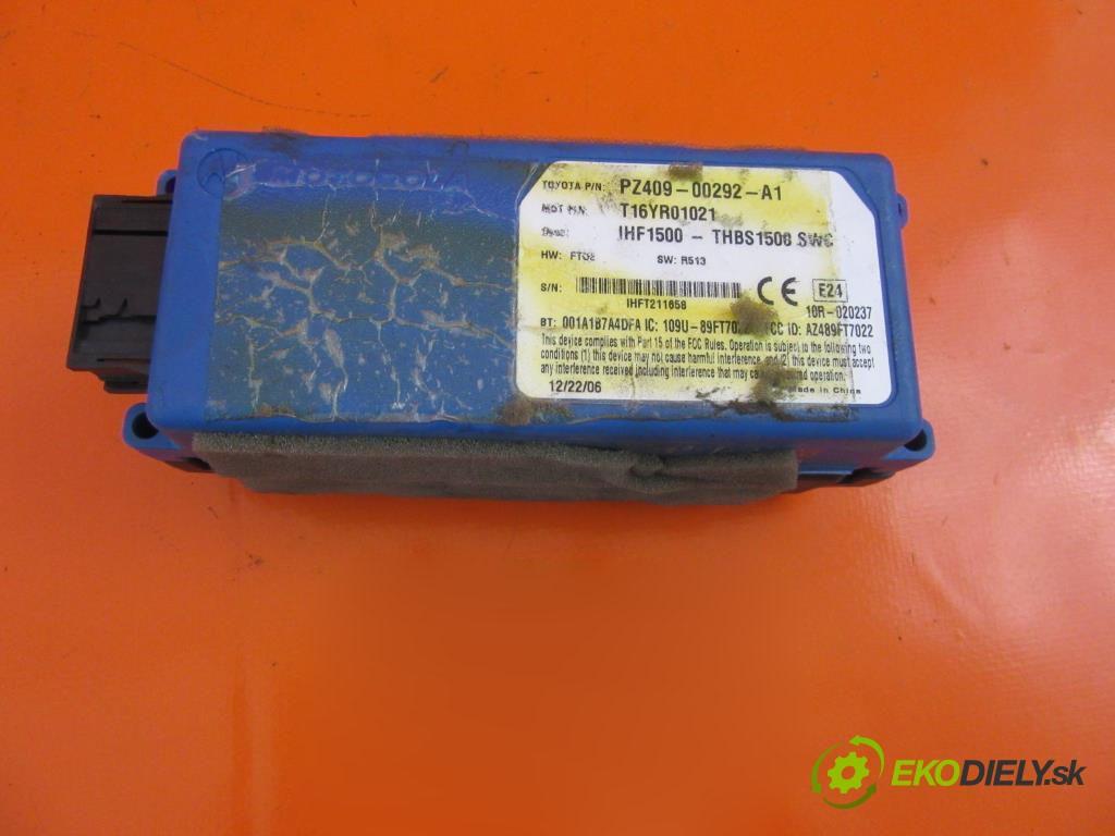 modul telefónu PZ40900292A1 TOYOTA COROLLA Verso II 2.2 D-4D 2AD-FTV  0 0 100,00000000 136 5