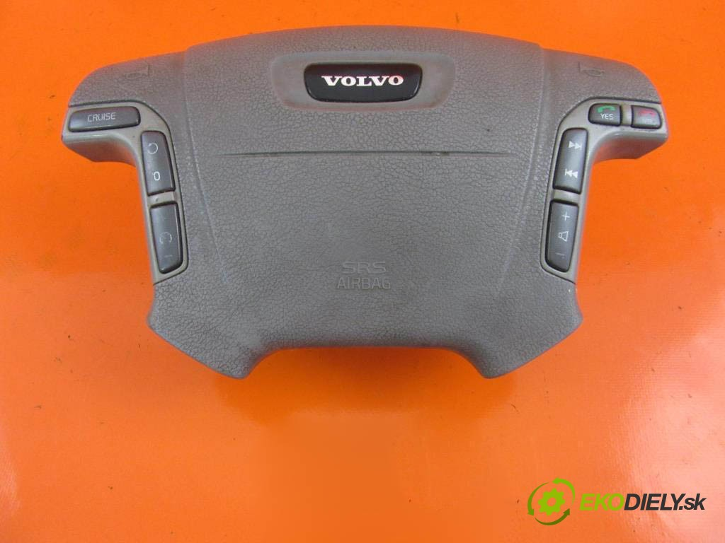 držiak air bag volantu 9208737 VOLVO S80 I 2.5 TDI D 5252 T  0 0 103,00000000 140 5