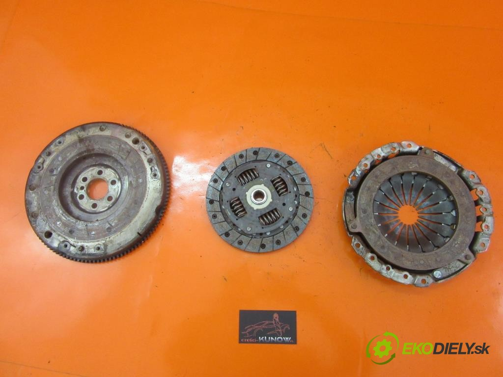 koleso zotrvačníkové  FIAT PANDA II 1.1 187 A1.000  0 0 40,00000000 54 5