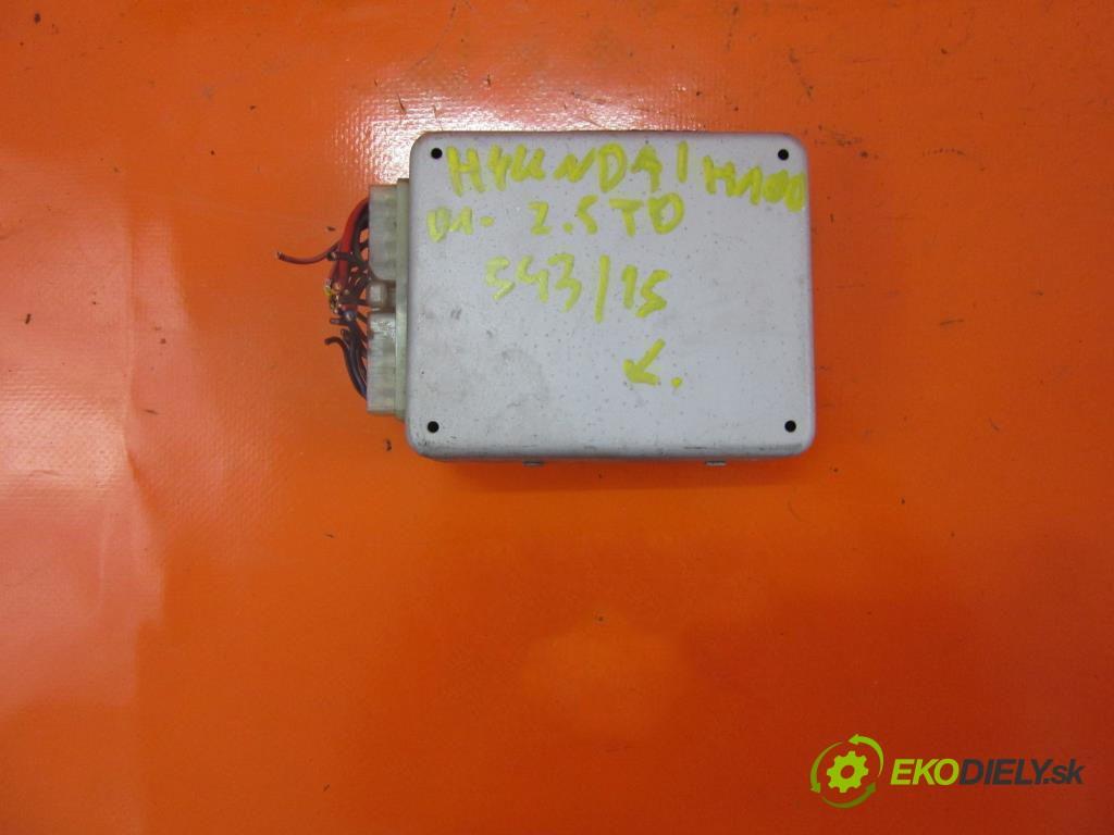 modul 954704A600 HYUNDAI H1 H100 2.5 TD D4BF  0 0 59,00000000 80 5
