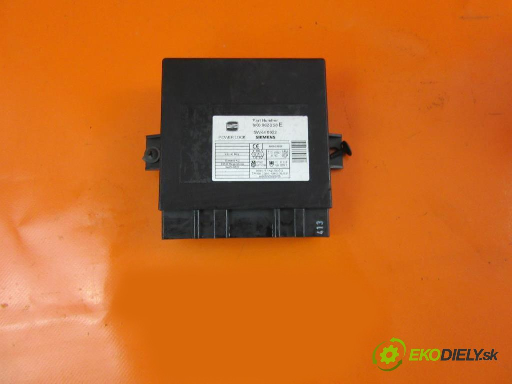 modul komfortu 6K0962 258E SEAT IBIZA II 1.9 TDI AFN  0 0 81,00000000 110 3