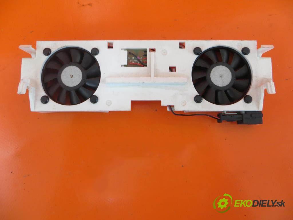 ventilátor radia - - 9654090280 PEUGEOT 407. 2.7 HDI UHZ (DT17)  0 0 150,00000000 204 5