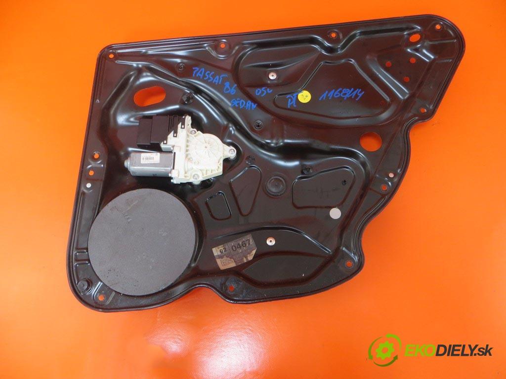mechanizmus okien pte 1K0959704F VW PASSAT B6 2.0 TDI 8V BMP  0 0 103,00000000 140 5