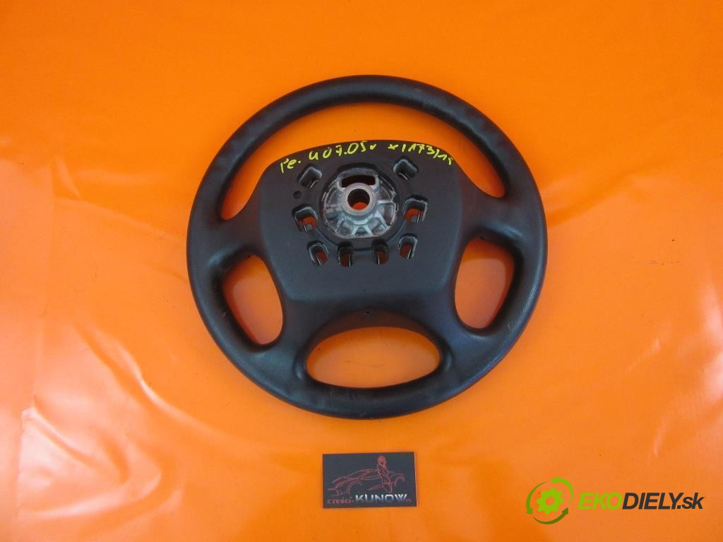 volant 9656242577 PEUGEOT 407. 2.0 HDI 135 RHR (DW10BTED4)  0 0 100,00000000 136 5