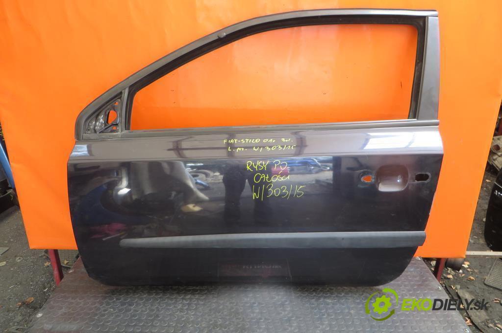 dveře lp  FIAT STILO 1.2 16V (192_XA1B) 188 A5.000  0 0 59,00000000 80 3