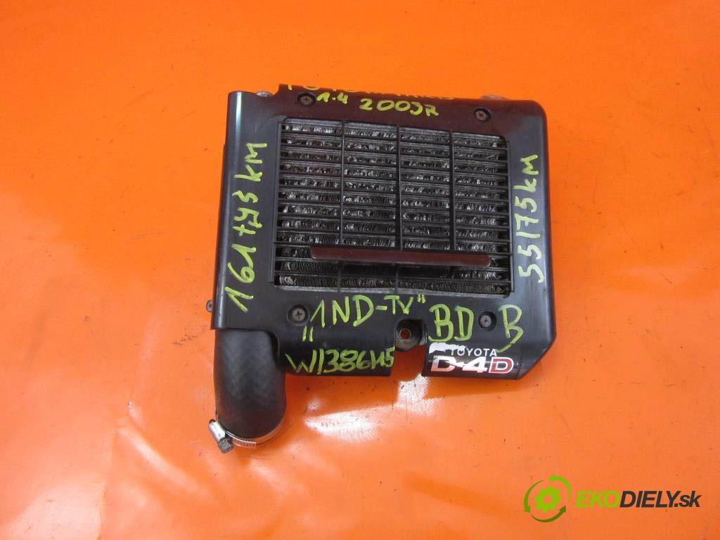 chladič intercooler 33010359 TOYOTA YARIS I 1.4 D-4D 1ND-TV  0 0 55,00000000 75 3