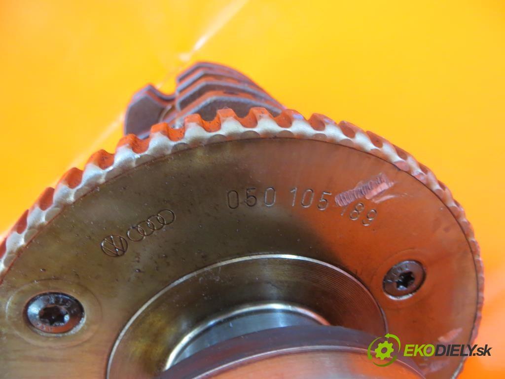 hriadeľ kľukový 050105189 AUDI A4 B5 1.8 20V APT, ARG, AVV, ADR  0 0 92,00000000 125 3