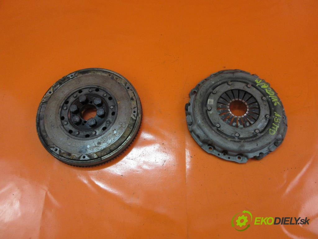 koleso dvojhmota  ALFA ROMEO 147. 1.9 JTD (937AXD1A) 937 A2.000  0 0 85,00000000 115 3