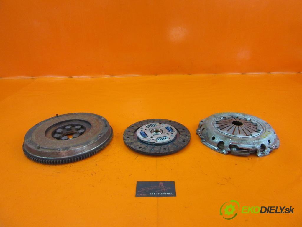 koleso zotrvačníkové  PEUGEOT 206. 1.9 D WJZ (DW8)  0 0 51,00000000 69 3
