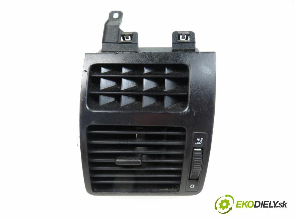 mriežky kúrenia ľavá strana  VW TOURAN I 1.9 TDI BXE, BKC, BLS manual 0 5 77,00000000 105 5