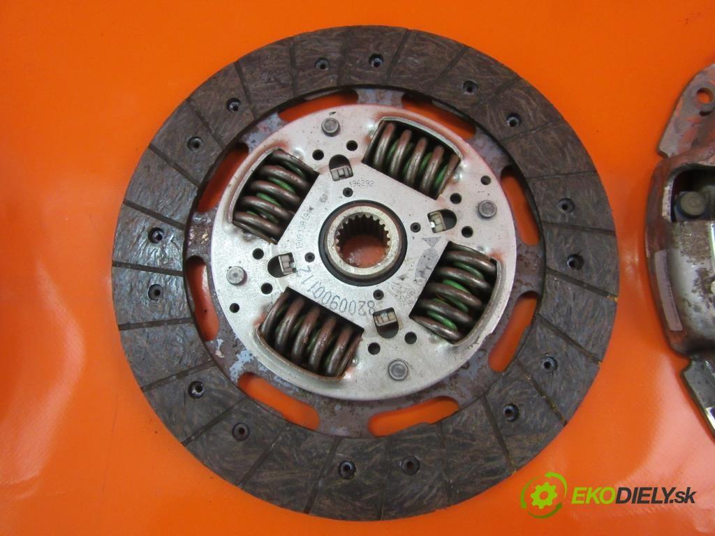 koleso zotrvačníkové 8200900112 , RENAULT MASTER II 2.5 DCI G9U 650  0 0 88,00000000 120 5