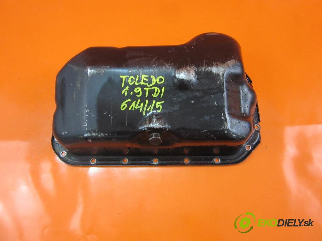 vaňa olejová  SEAT TOLEDO I 1.9 TDI 1Z, AHU  0 0 66,00000000 90 5
