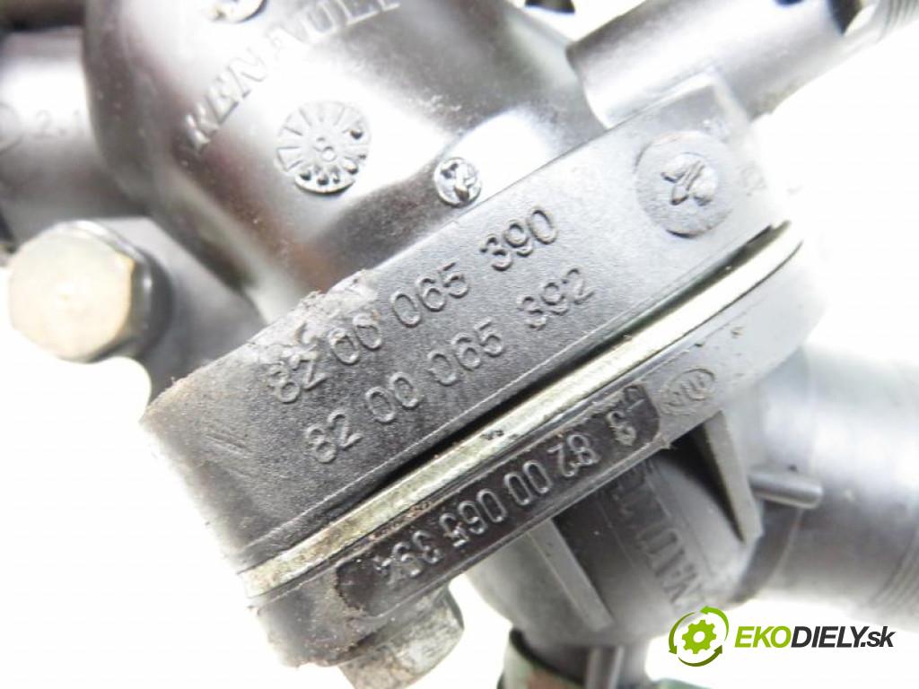 RENAULT KANGOO I D 65 1.9 F8Q 632, F8Q 630 manual 0 5 47,00000000 64  obal termostatu 8200065390/8200065392/8200065394