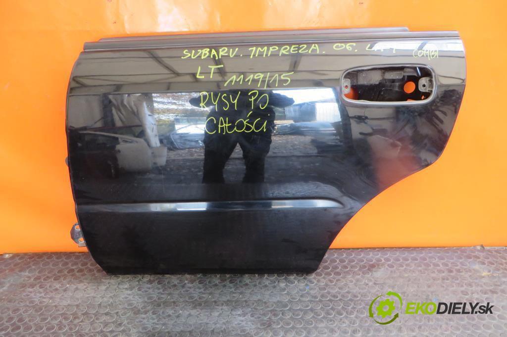 dveře lt  SUBARU IMPREZA II 1.5 16V DOHC EL15   0 0 77,00000000 105 5